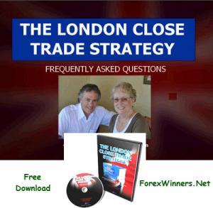 London Close Trade stratigy