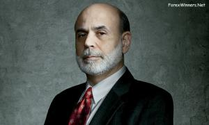Bernanke's Life with pictures