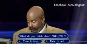 Forex Fun-Where will EUR USD go