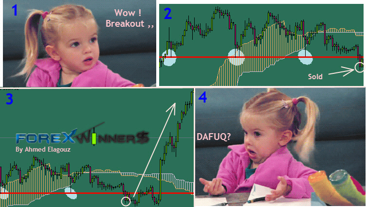 forex cute girl