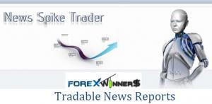 News spike trader