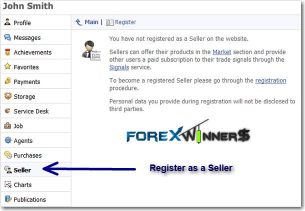 Forex winners