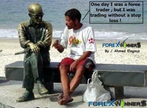 Forex Fun- poor forex trader