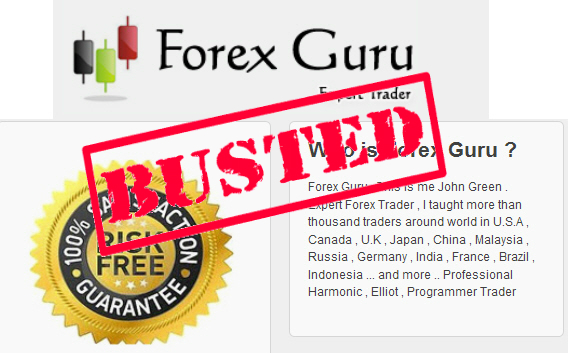 Forex Guru V.3 indicators