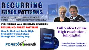 Recurring Forex Patterns from Vic Noble and Shirley Hudson