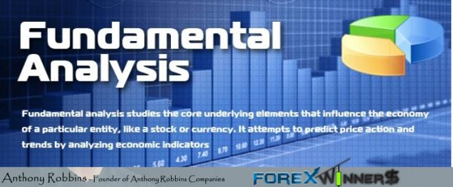 Forex trading using fundamental analysis