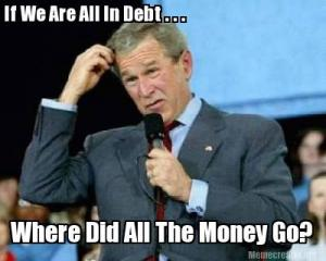 All in Debt