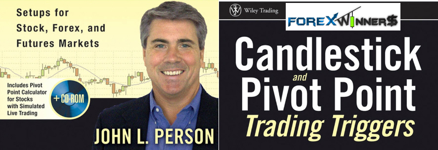 Candlestick and pivot point trading trig - John L. Person