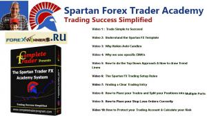The Spartan Forex Trading System