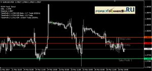 Auto fibo phenomenon indicator