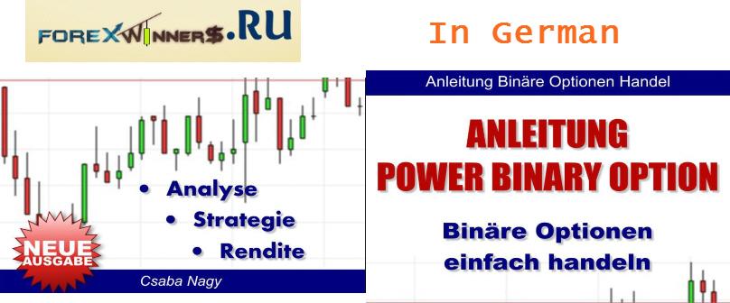 Binäre Optionen einfach handeln , free German forex , trading German , forex book , options