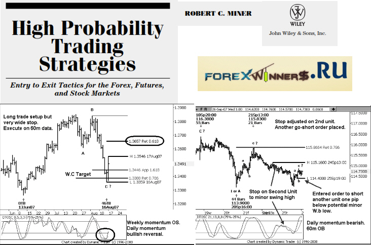 High probability trading strategies by robert c miner pdf