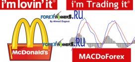 Forex Fun- MACD indicator-MACDOforex