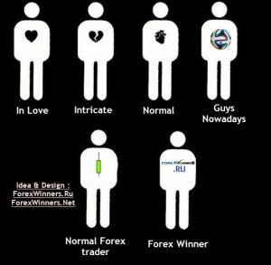 Forex Funny Picture- Traders hearts