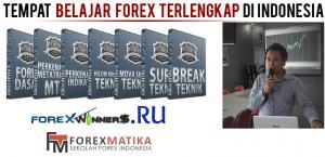 forexmatika Tempat  Belajar Forex Terlengkap Di Indonesia