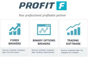 Forex Reviews – REVIEW OF PROFITF WEBSITE