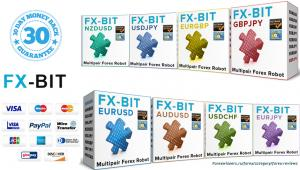 FX-Bit is a profitable and reliable multi currency EA