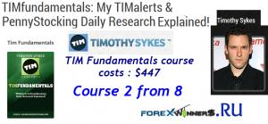 TIM fundamentals-timothy sykes