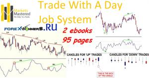 MarketMastered Trade With a Day job system-book