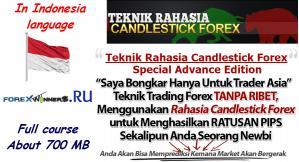 Teknik Rahasia Candlestick ForexSpecial Advance Edition