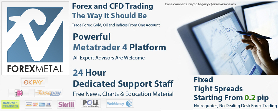 Forex trading offers