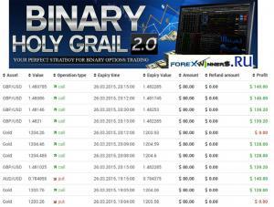 binary holy grail 2.0