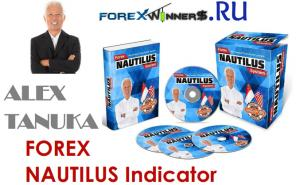 FOREX NAUTILUS Indicator