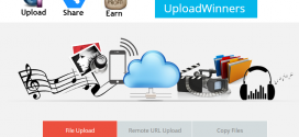 Earn money from Uploading files