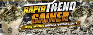 Rapid Trend Gainer-trend indicator