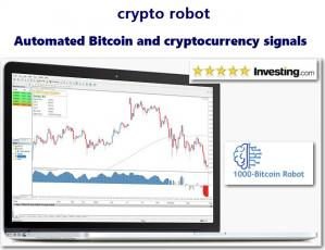 Cryptocurrency Robot – 1000 Bitcoin trading robot 2018